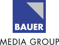 English: Logo Bauer Media Group