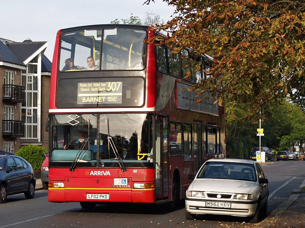 file:london bus route 307 - wikimedia commons