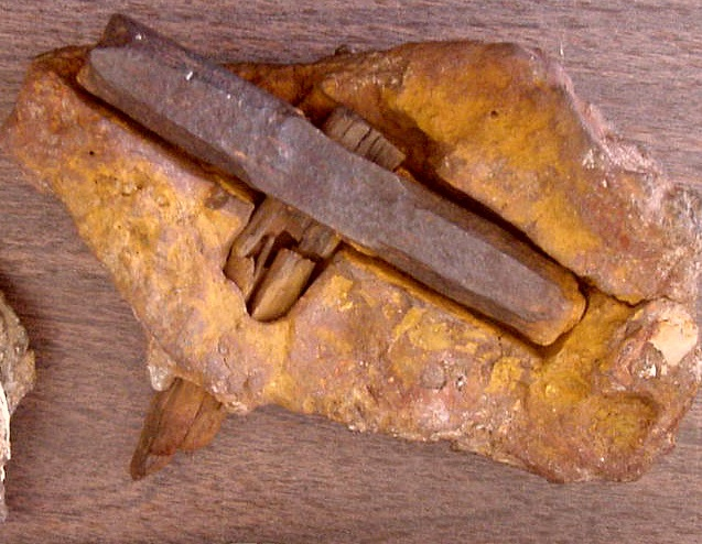 Ancient Artifacts - The London Hammer