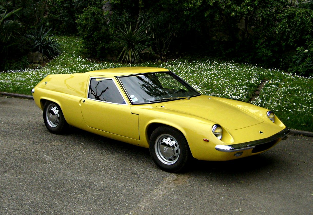 Lotus Europa Wikipedia 1960 S2 Saloon Wiring Diagram
