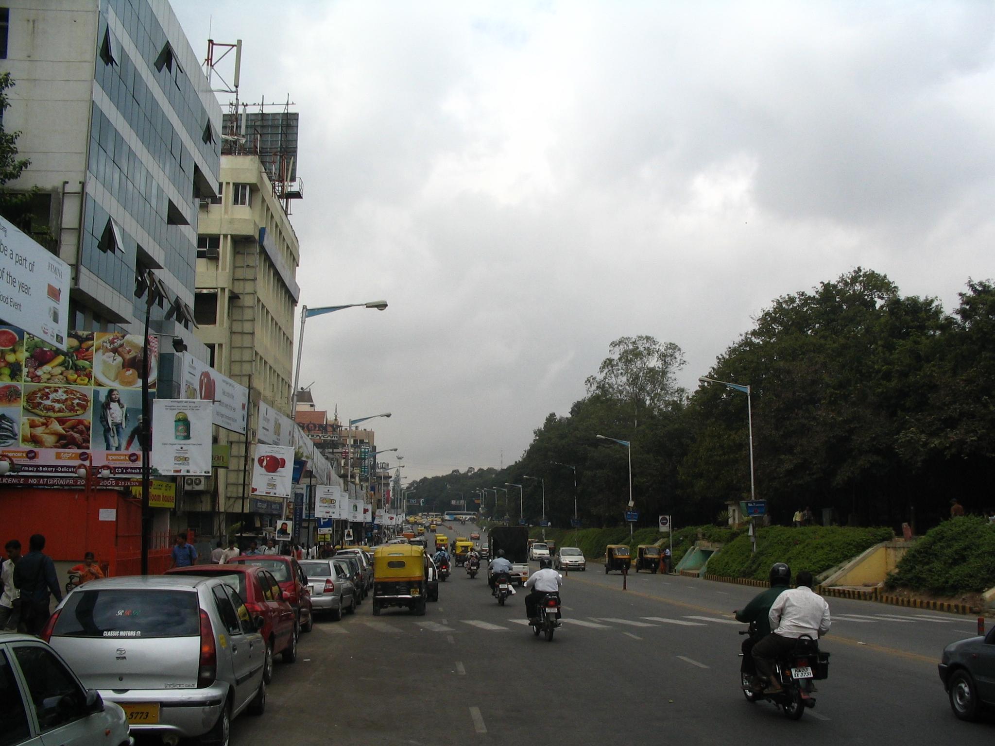 Forex mg road bangalore
