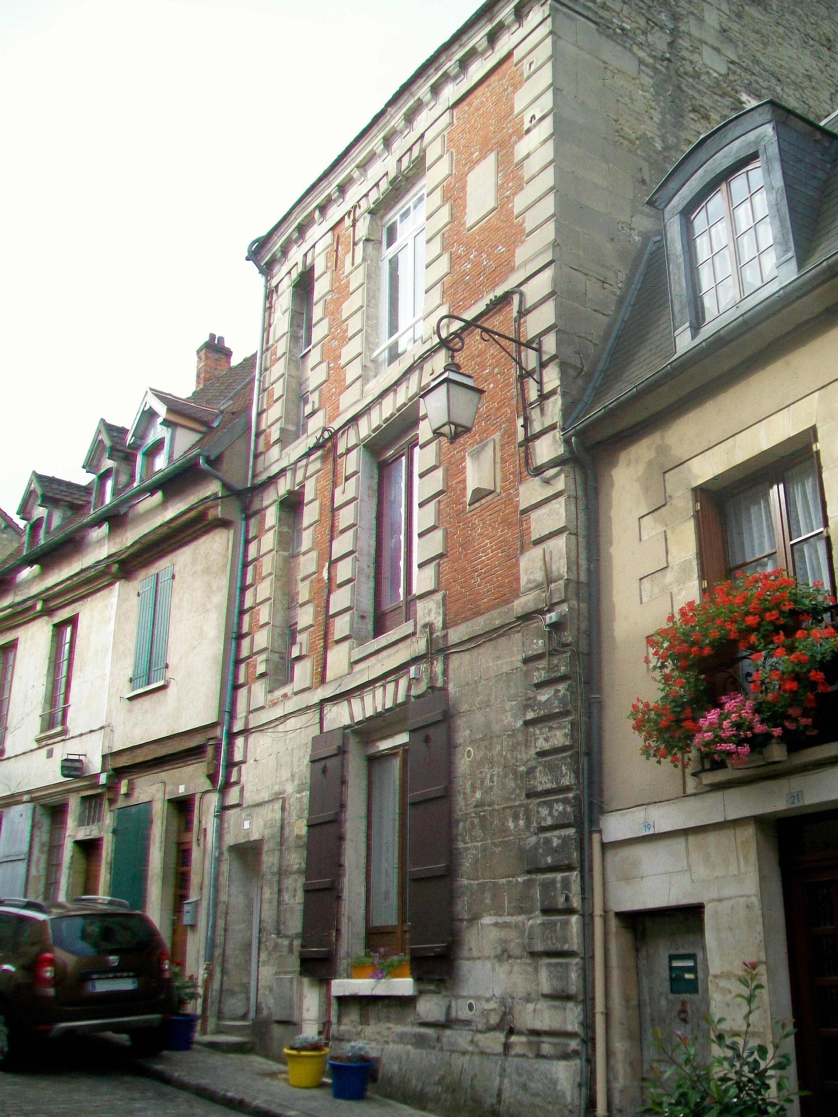 Magny En Vexin Hotel De Ville