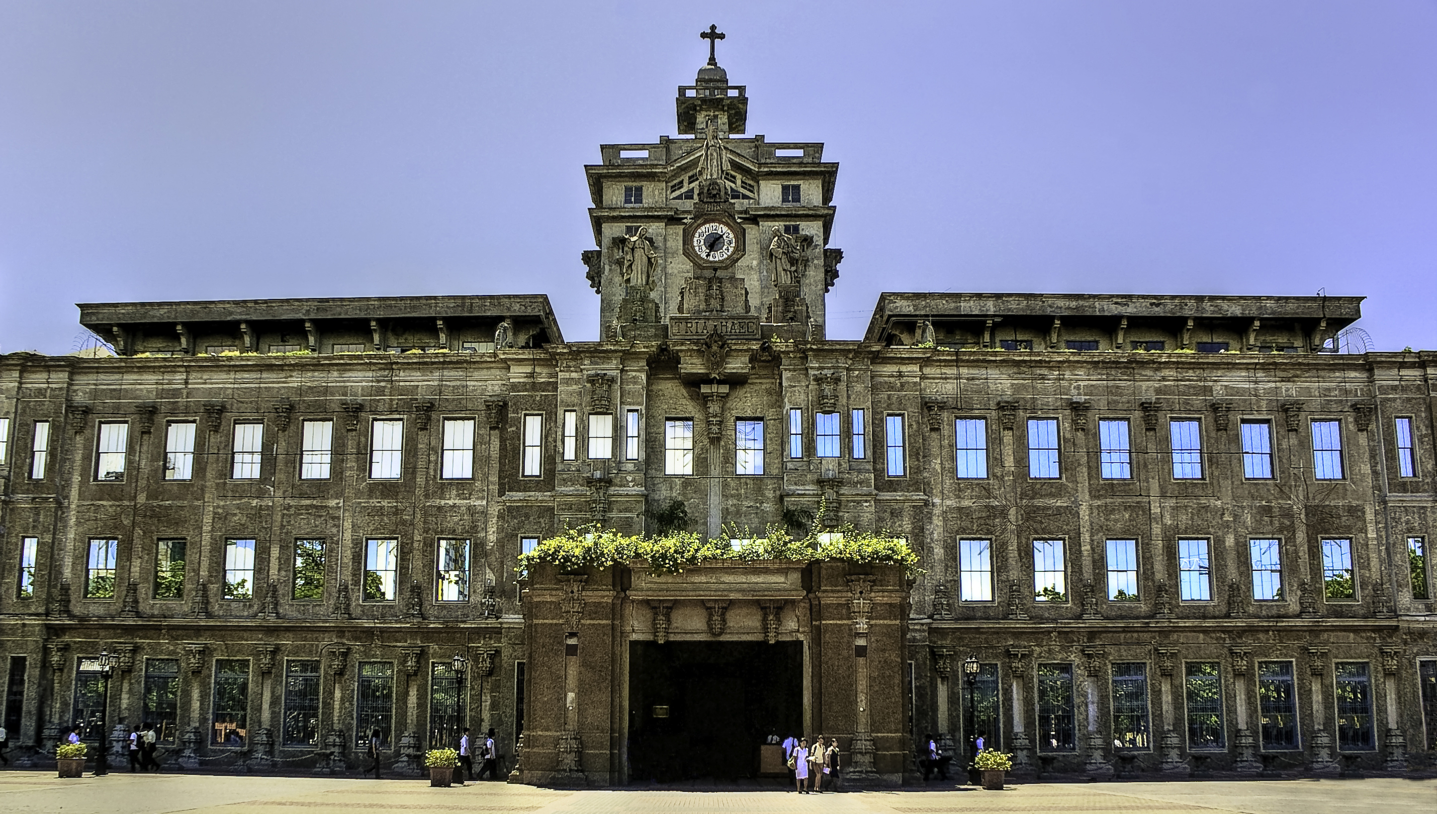 university of santo tomas University of santo tomas nation  accused in ust hazing case plead not  guilty july 25, 2018  ust suspends all campus frats, sororities for sy 2018- 2019.