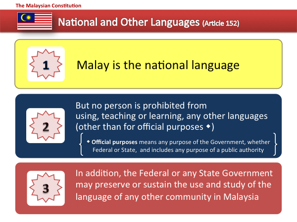 federal constitution of malaysia essay 10 introduction to local goverment in malaysia and local the position of local government in malaysia is stated in federal constitution.