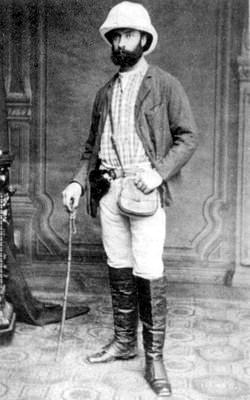 Iradier y Bulfy, Manuel (1854-1911)