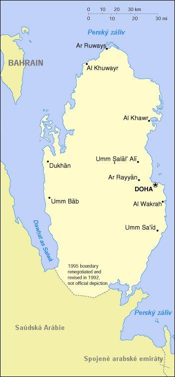 File Mapa Katar Jpg Wikimedia Commons