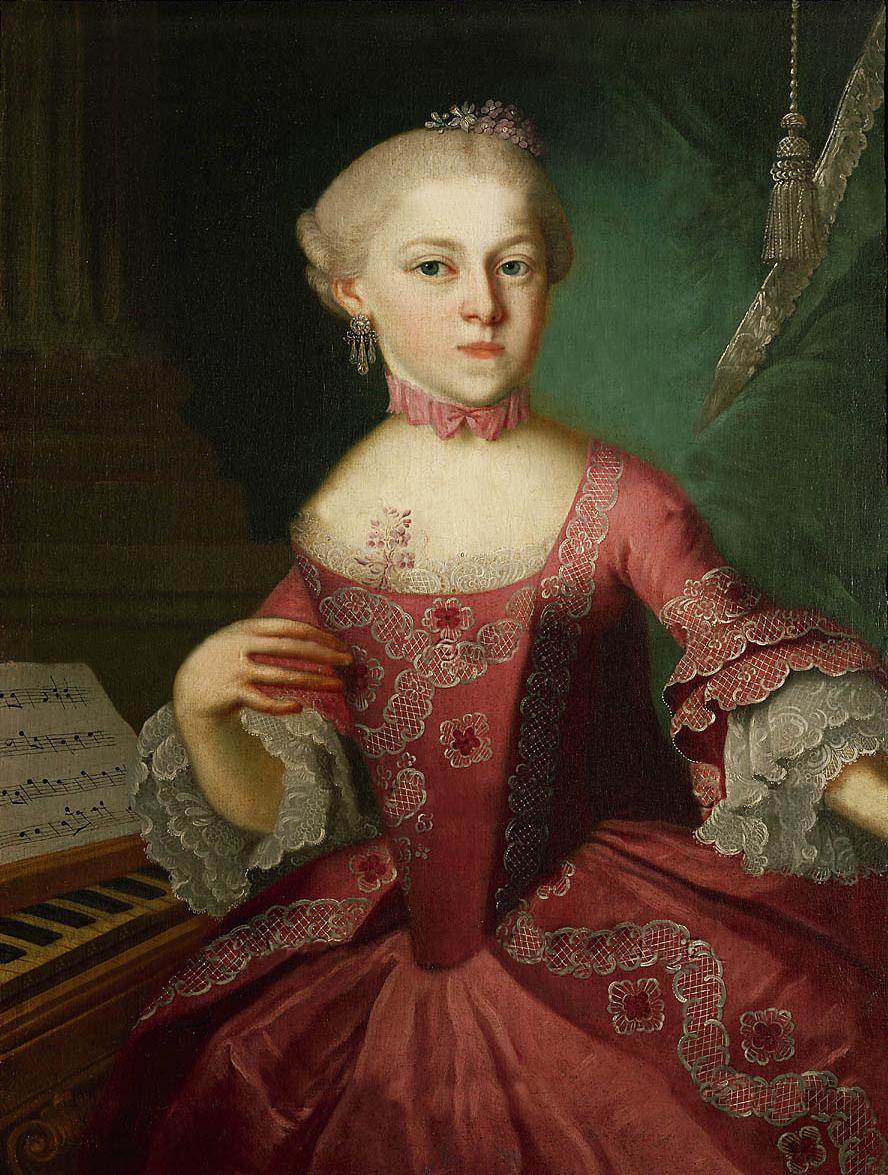Maria Anna Mozart –