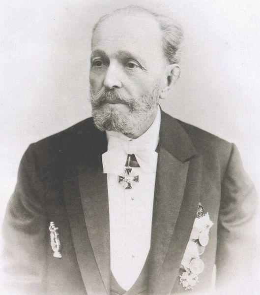 Ма́риус Ива́нович Петипа́ (фр. Marius Petipa, 11 марта 1818 — 1 (14) июля 1910) — французский и российский солист балета, балетмейстер, театральный деятель и педагог.