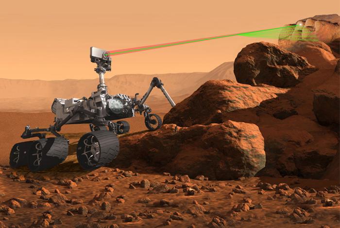 Extraña roca verde en Marte: Perseverance intenta averiguar qué es.
