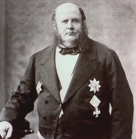 Mayer Carl von Rothschild - Wikipedia, la enciclopedia libre