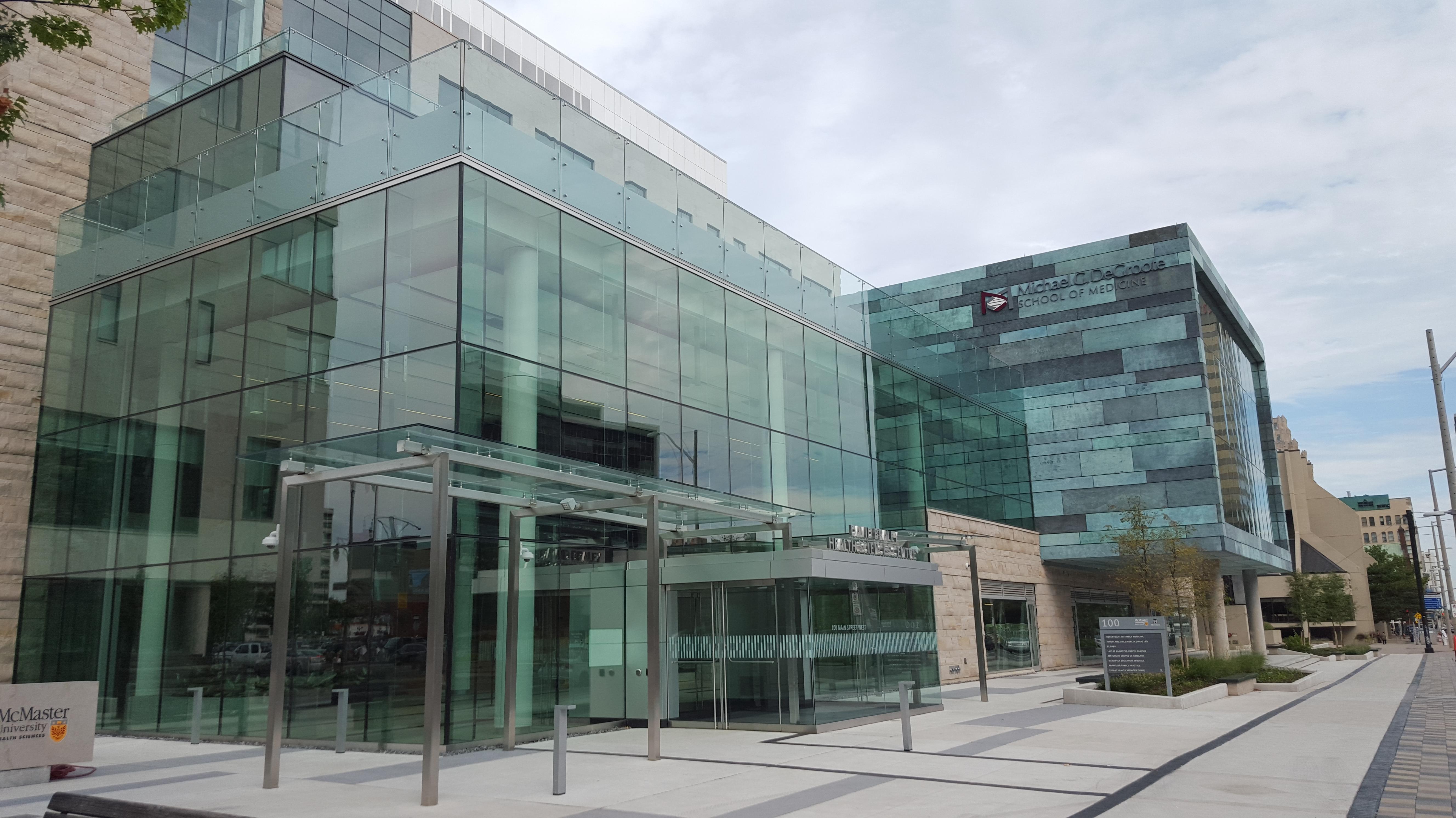 McMaster University - Wikiwand