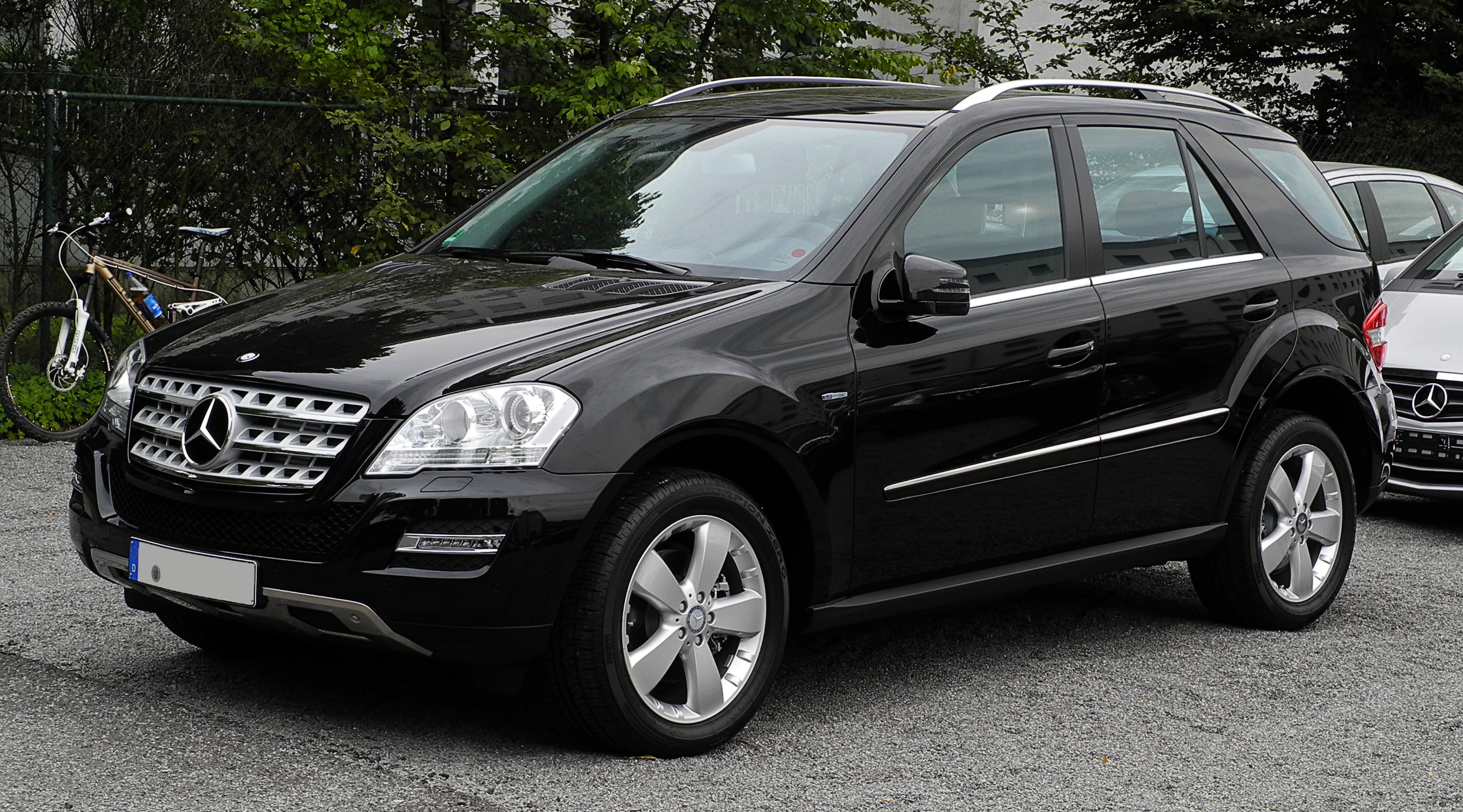 Mercedes Ml Parts And Accessories