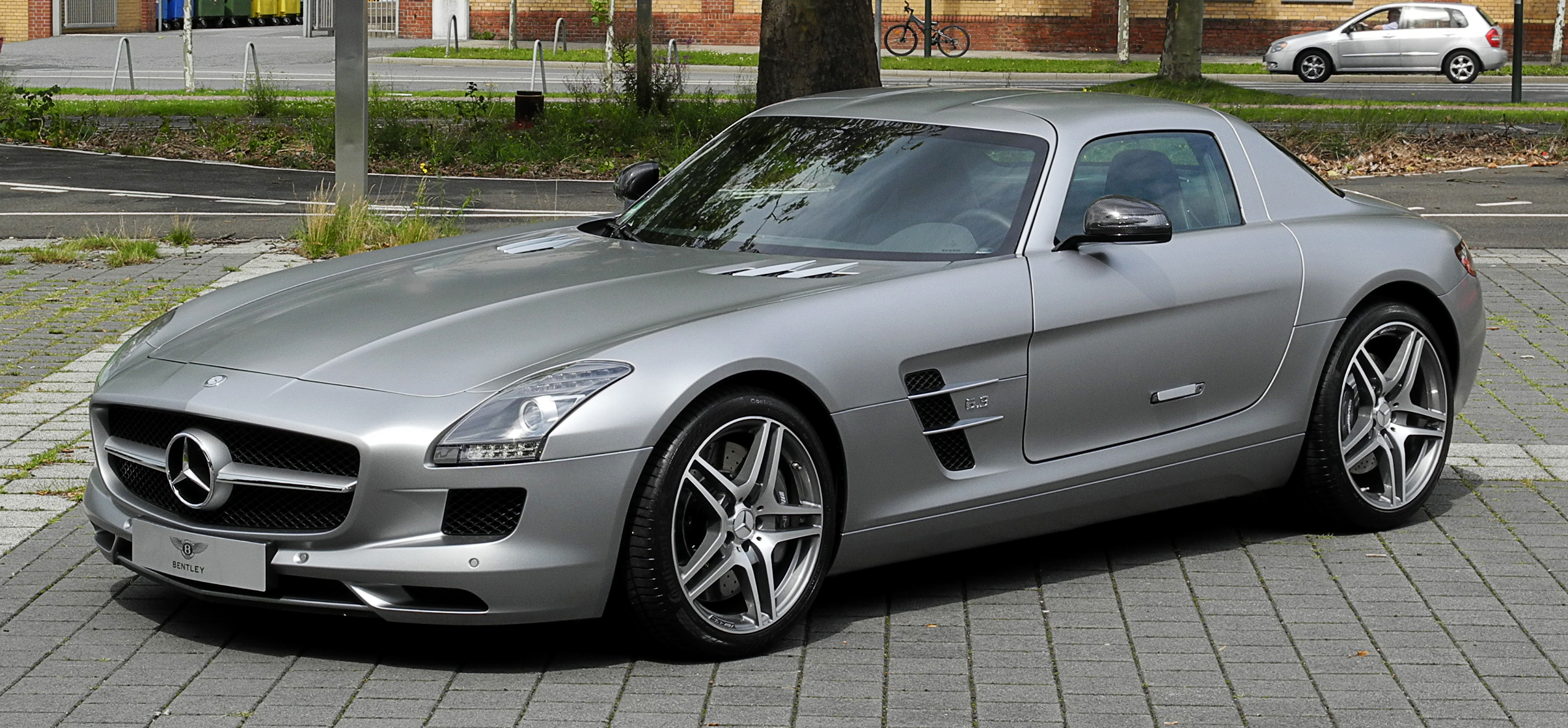 file mercedes benz sls amg c 197 frontansicht 3 10. Black Bedroom Furniture Sets. Home Design Ideas