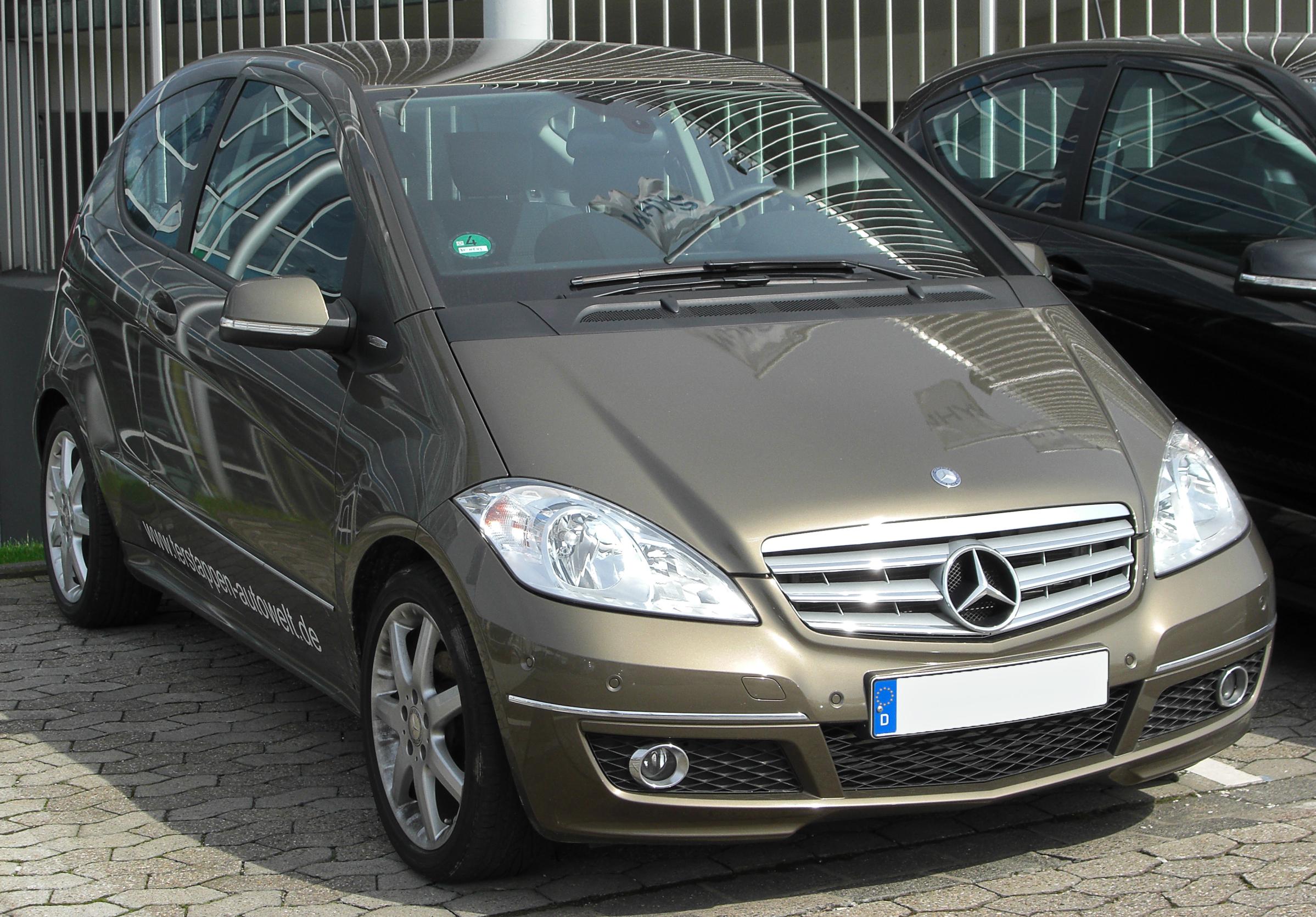 Mercedes W  Avantgarde