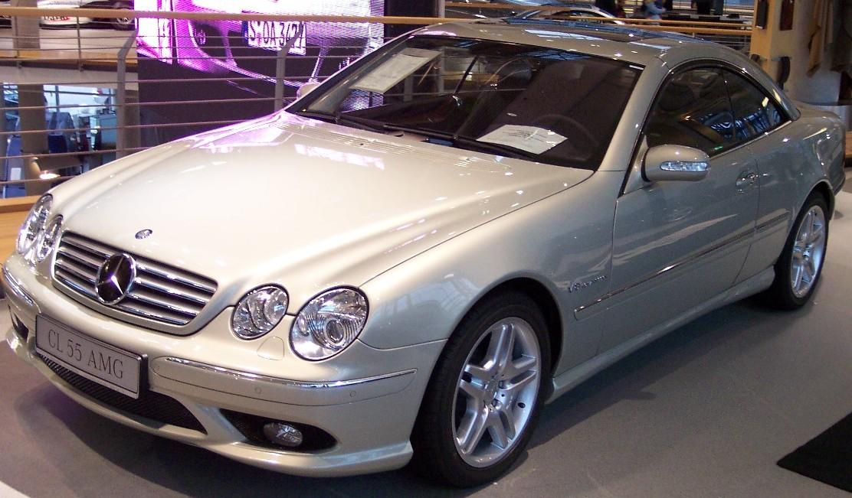 Mercedes-Benz CL-klass