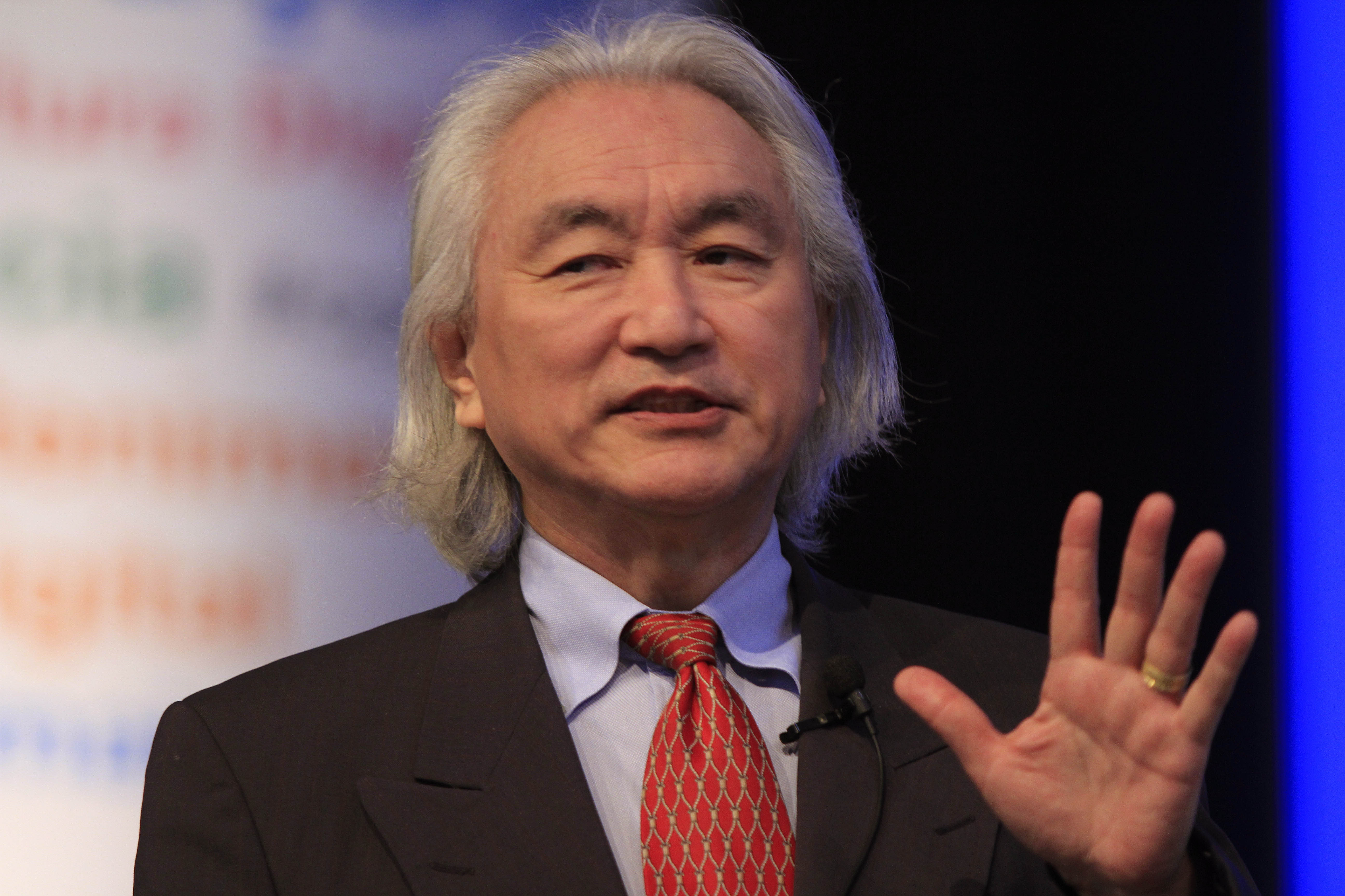 Michio Kaku Time Travel