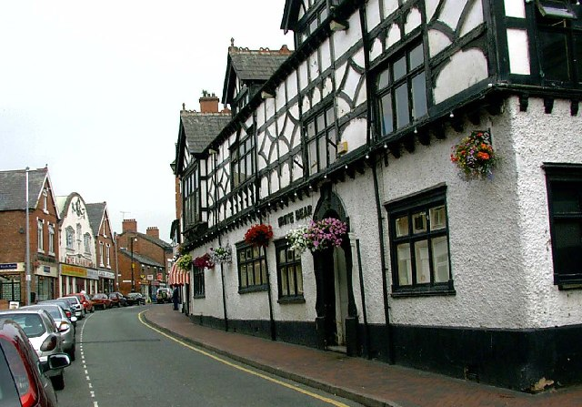 Middlewich - geograph.org.uk - 25339