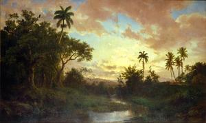 Paisaje rural cubano