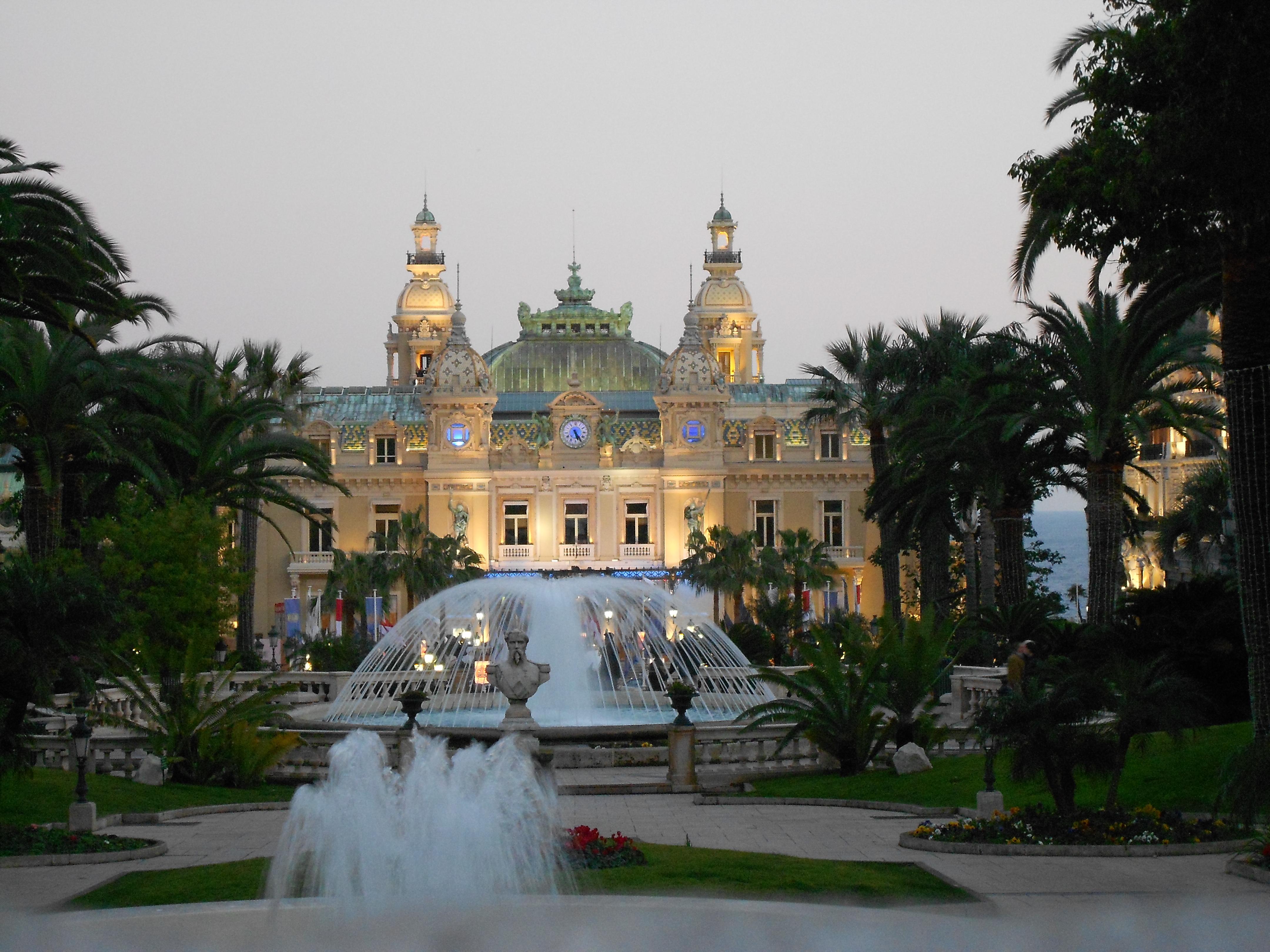 casino royale locations