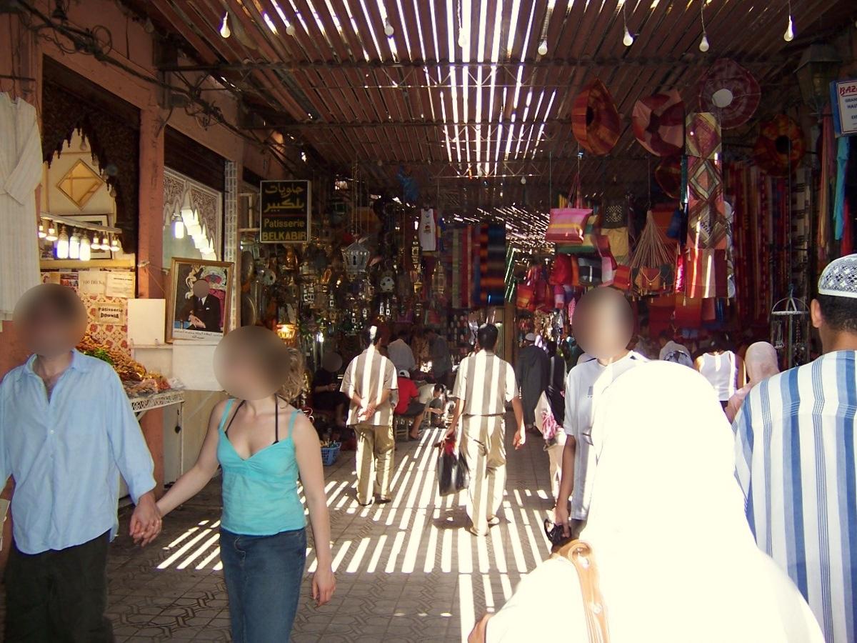 Мараккеш, Марокко