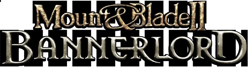 "Картинки по запросу ""Mount & Blade II: Bannerlord logo"""