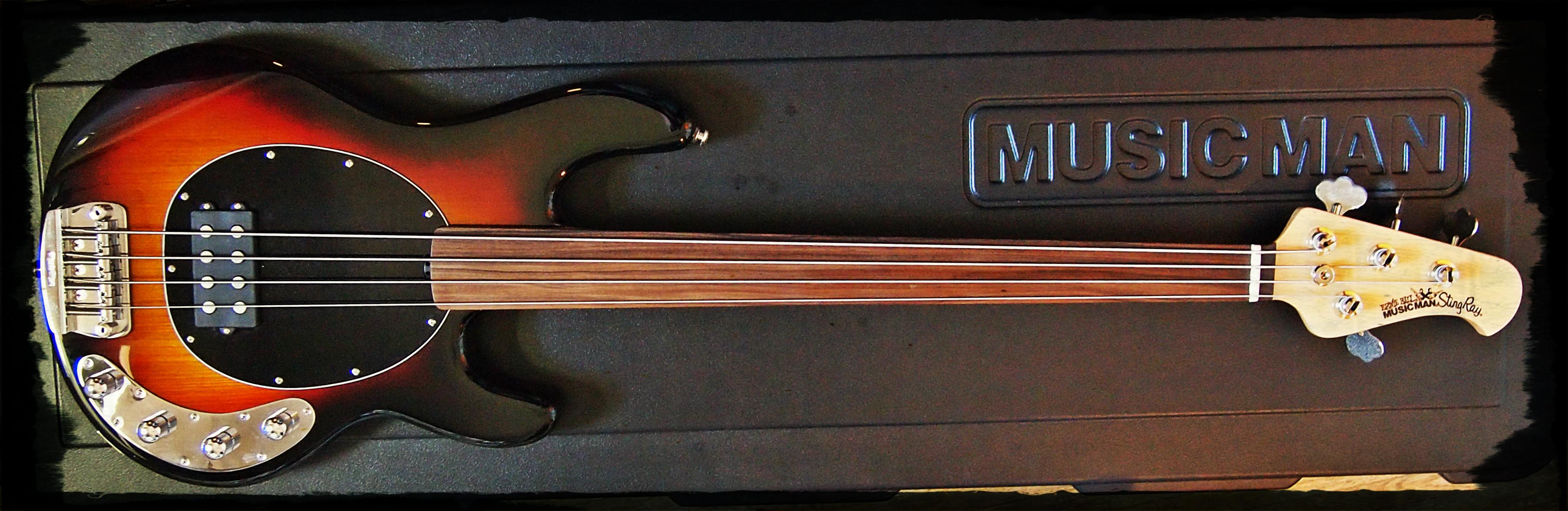Music man 5 string bass