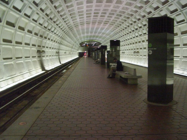 Racks By The Tracks >> Navy Yard–Ballpark station - Wikipedia