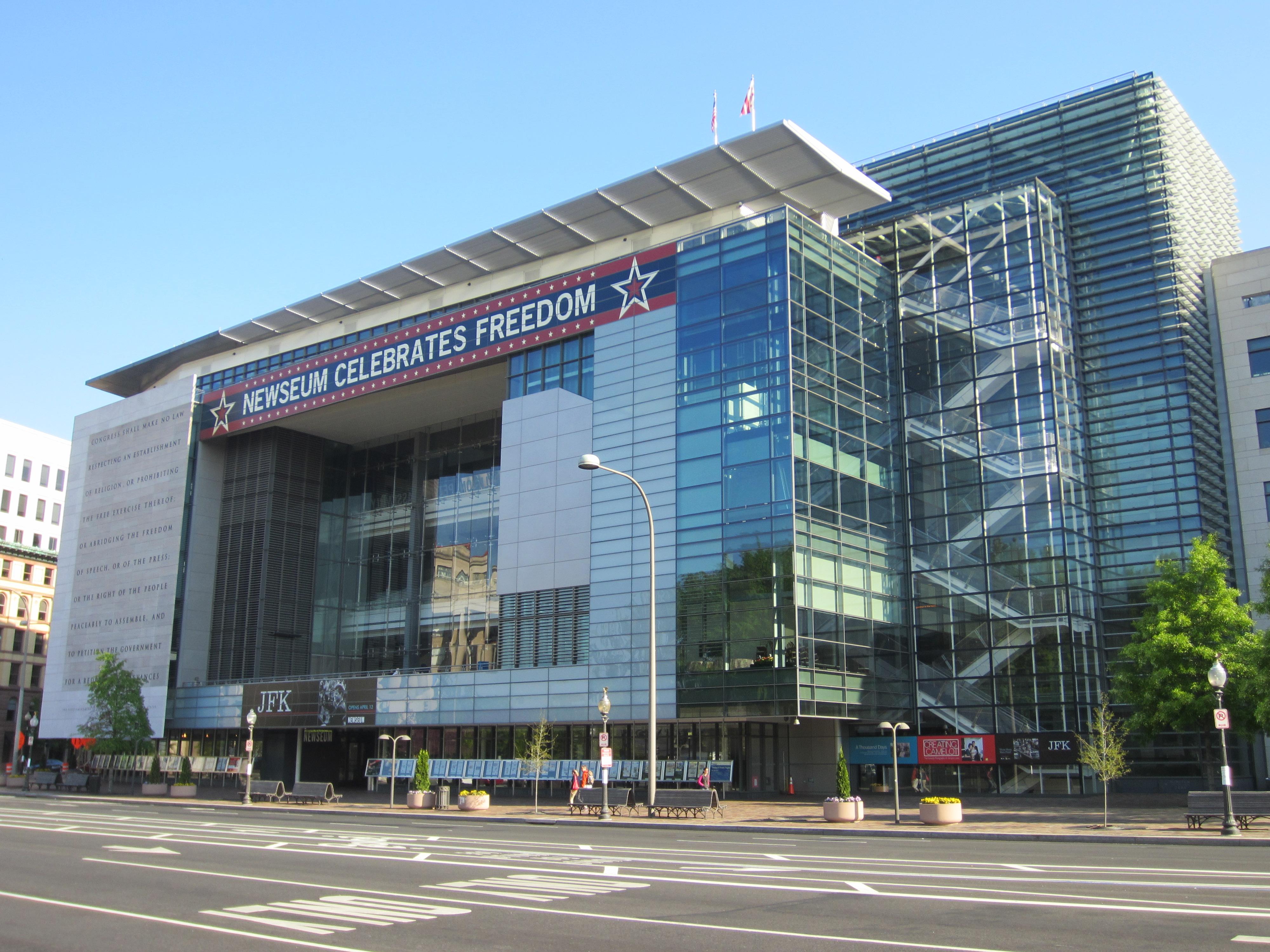 Newseum Washington DC