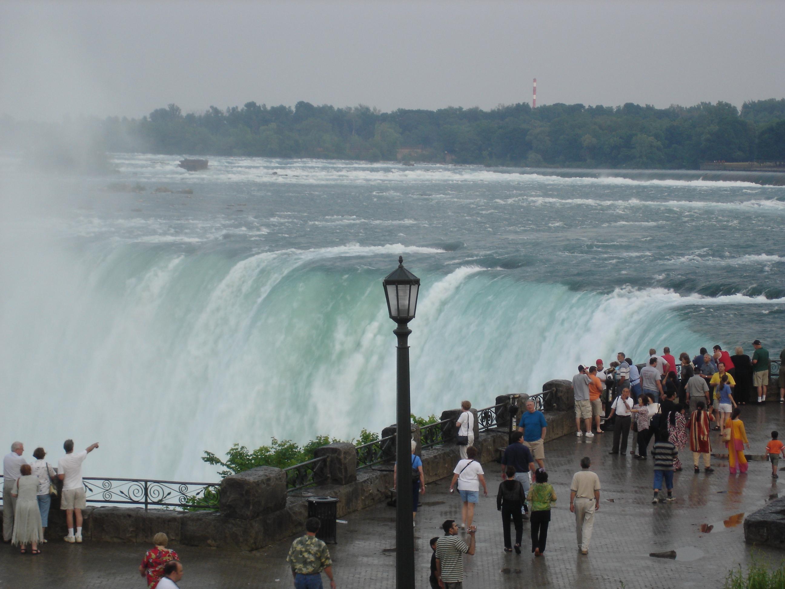File Niagara Falls Canadian Side 3 Jpg Wikimedia Commons