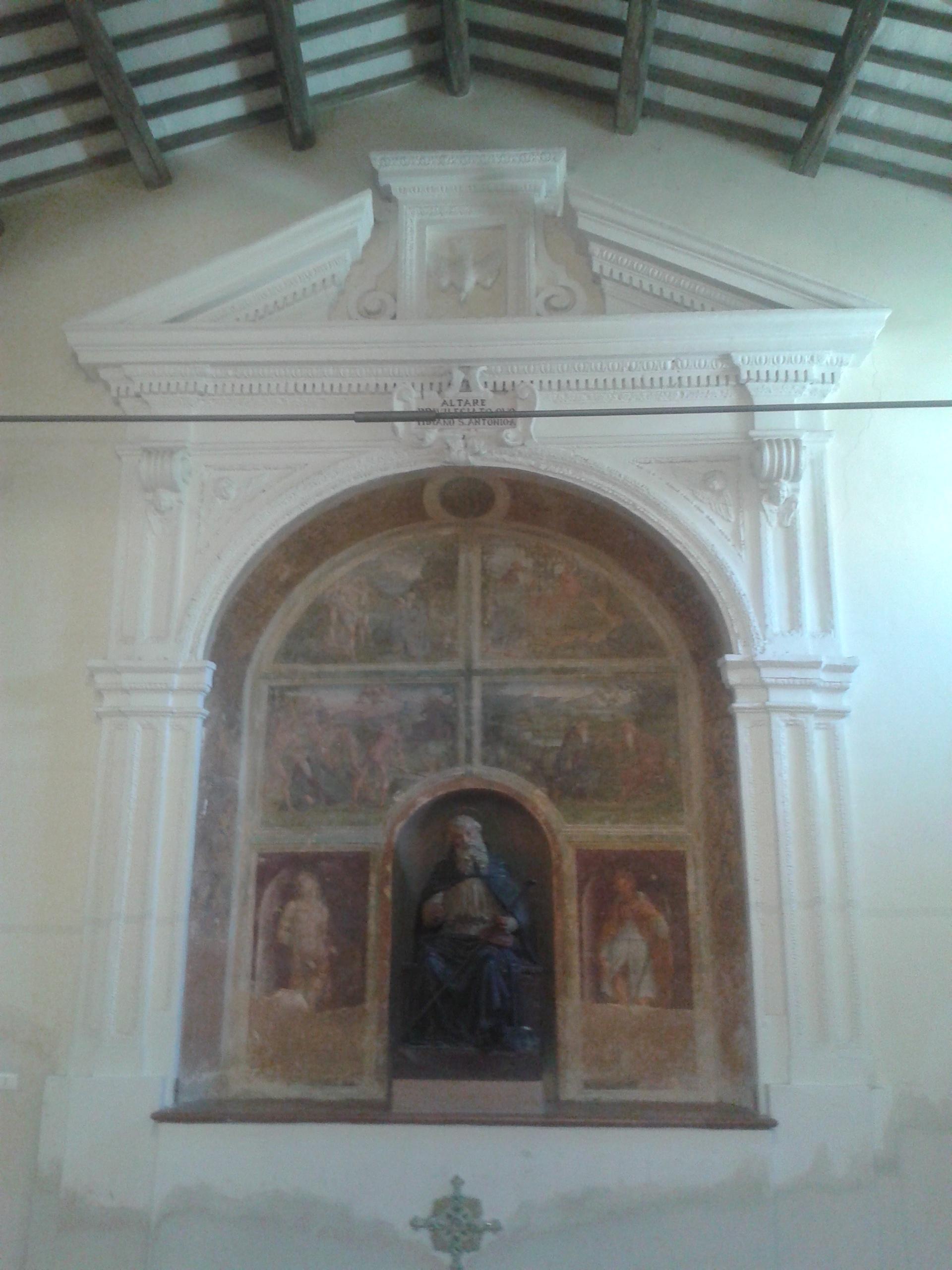 File nicchia di sant 39 antonio abate deruta sant 39 antonio for Arredo bimbo sant antonio abate