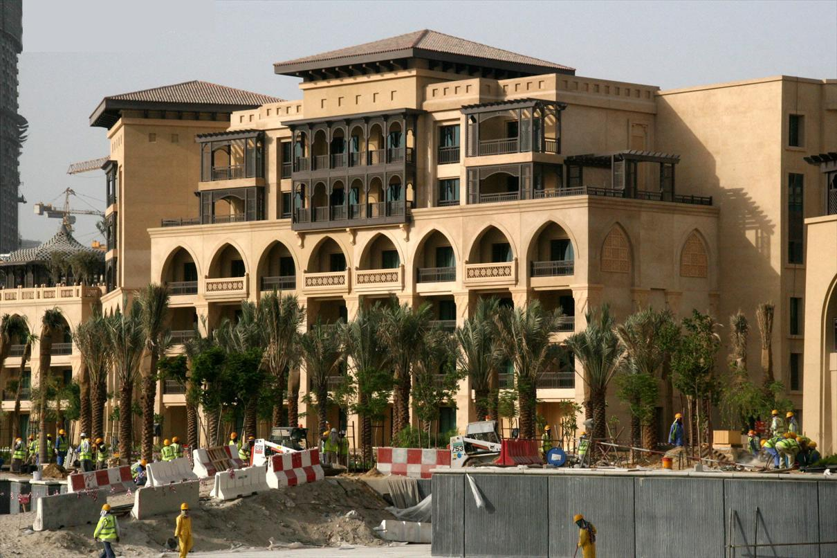 file old town in dubai downtown 23 may wikimedia commons. Black Bedroom Furniture Sets. Home Design Ideas