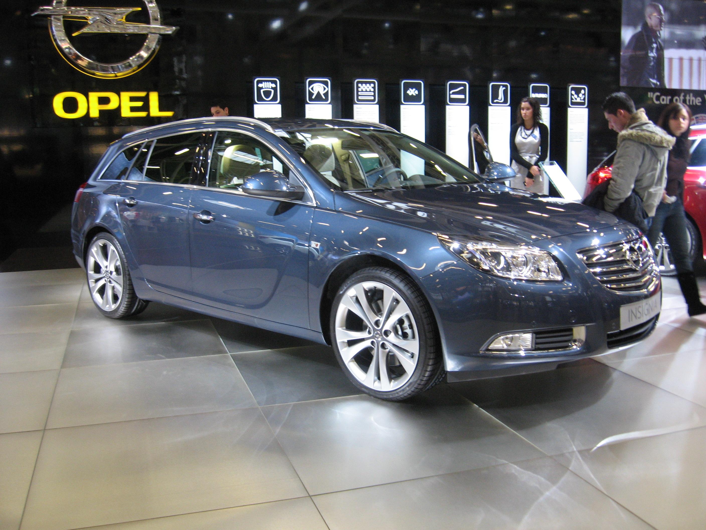 Opel Insignia Wiki