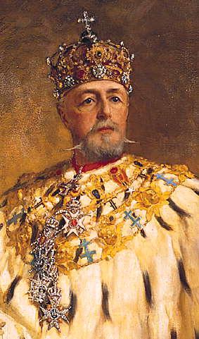Oscar Björck: Oscar II of Sweden