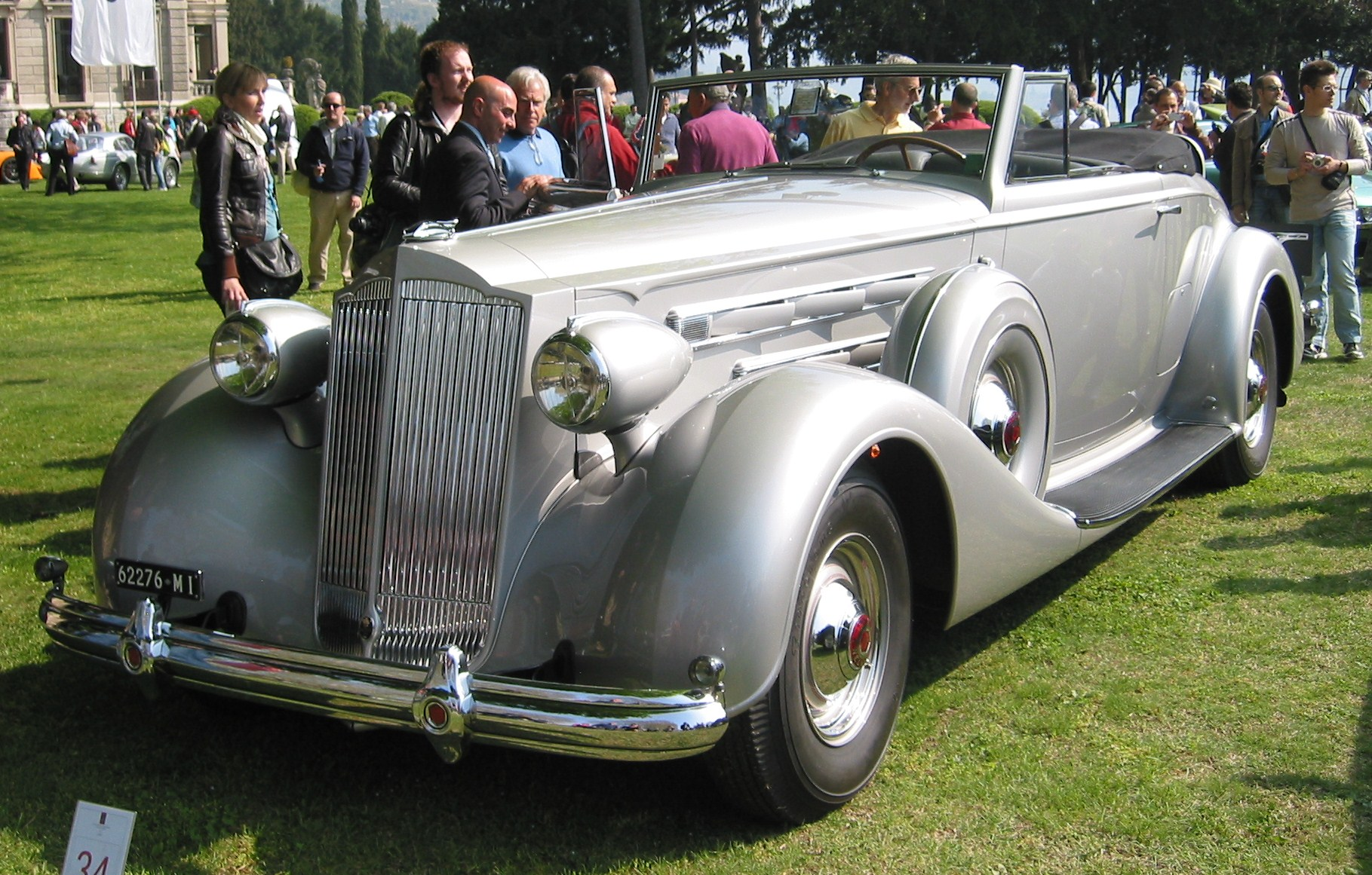 File:Packard 1507 Twelve Convertible Victoria Style 1027 1937.JPG