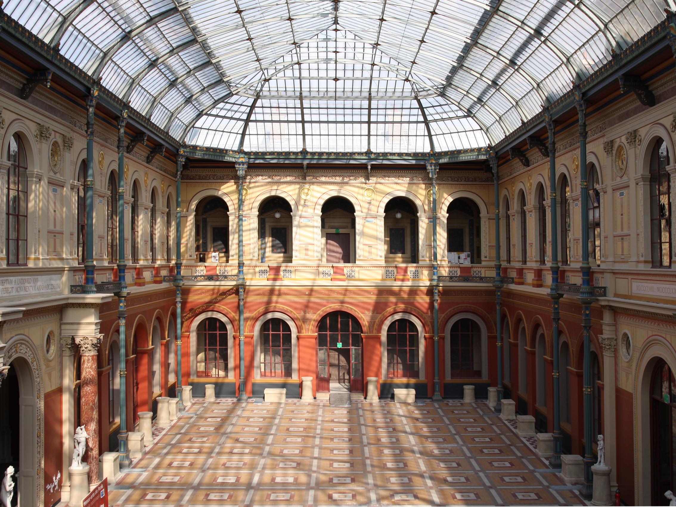 File palais des etudes ensba paris wikimedia commons - Ecole des beaux arts paris ...