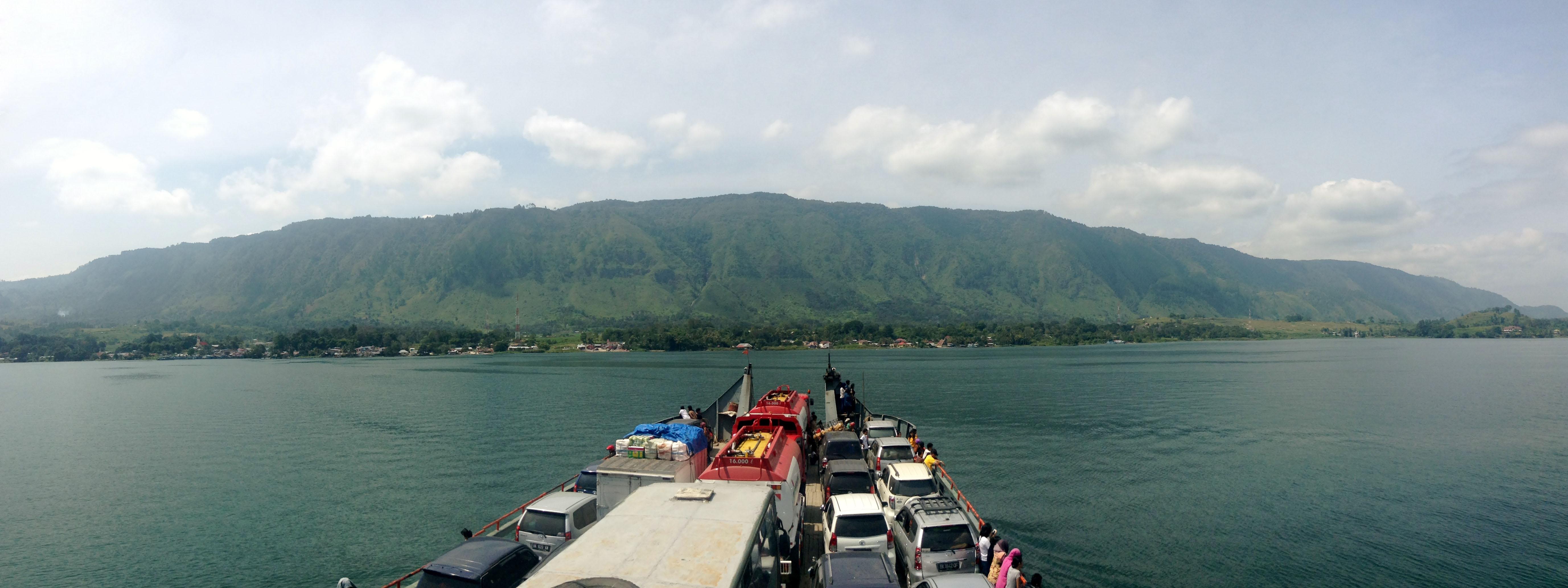 Traveling in Samosir Island, Lake Toba - Michelle Franc ...