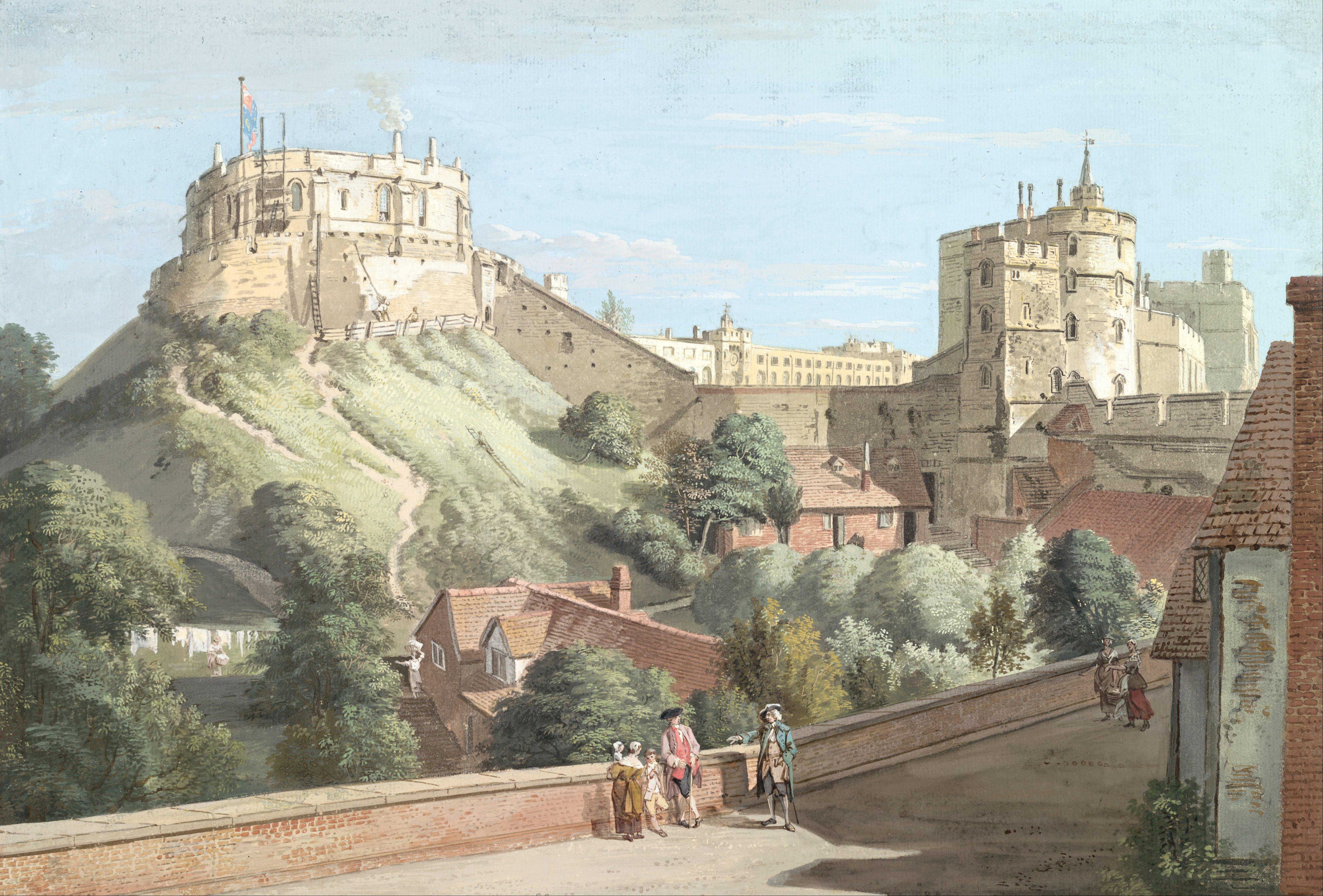 Paul_Sandby_-_Windsor_Castle-_The_Round_
