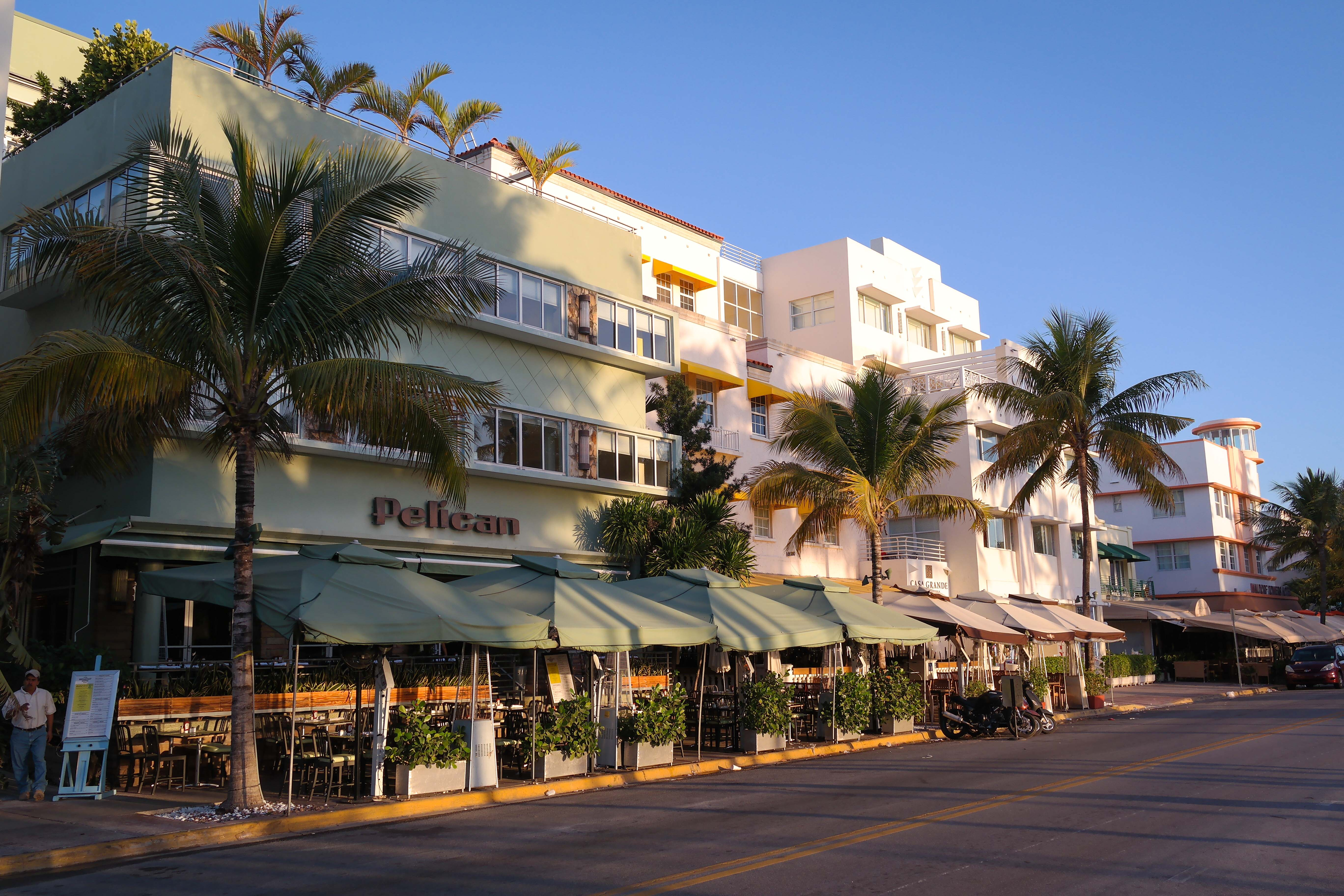 The National Hotel South Beach Florida