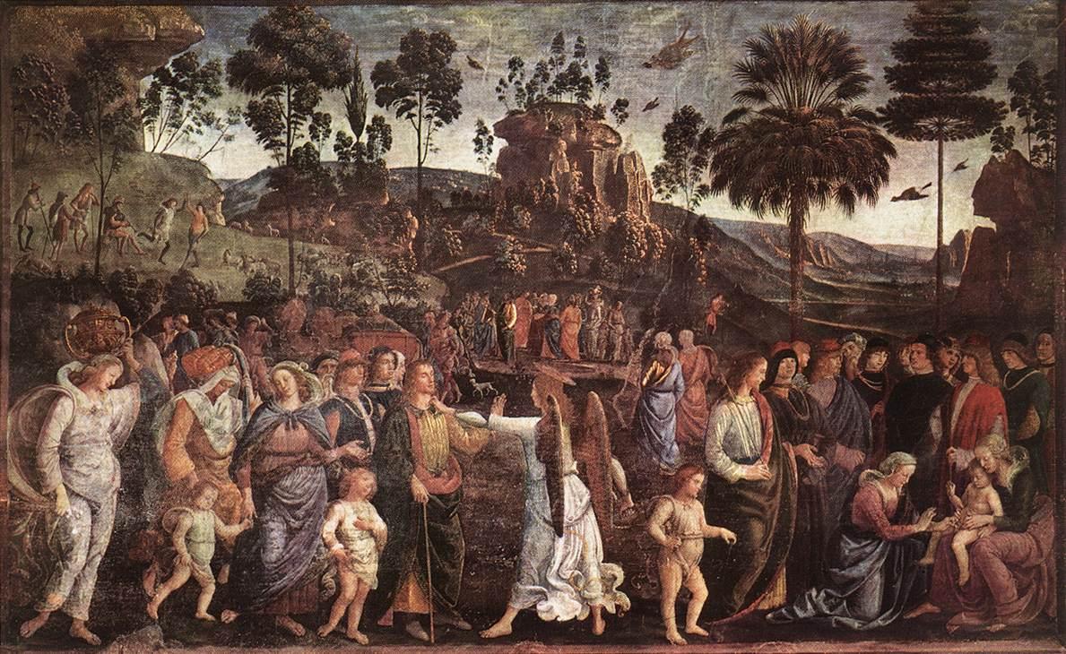 relationship between moses and zipporah genealogy