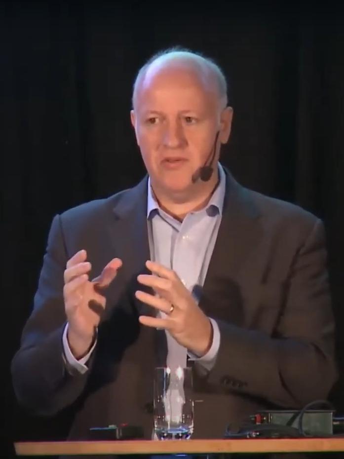 Peter Daszak - Wikipedia
