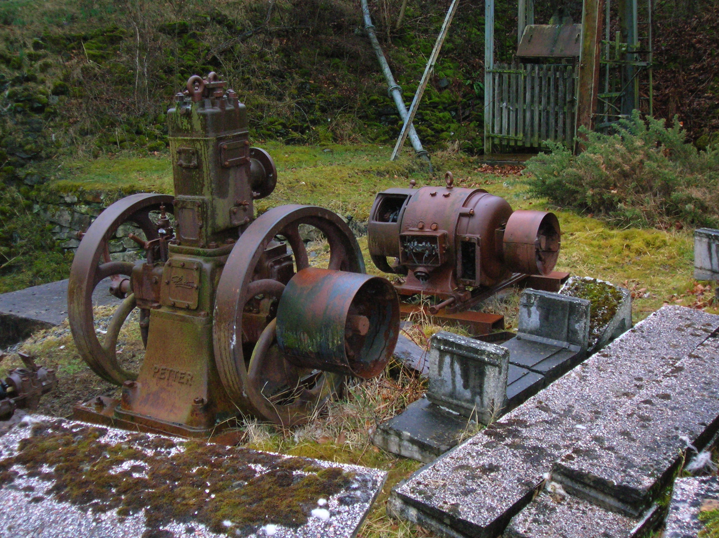 petter engine dating Hello, i've just got a petter single cylinder diesel model ab1w to go into my traditional scottish 18ft bata the engine model plate looks original and states model number ab1w.