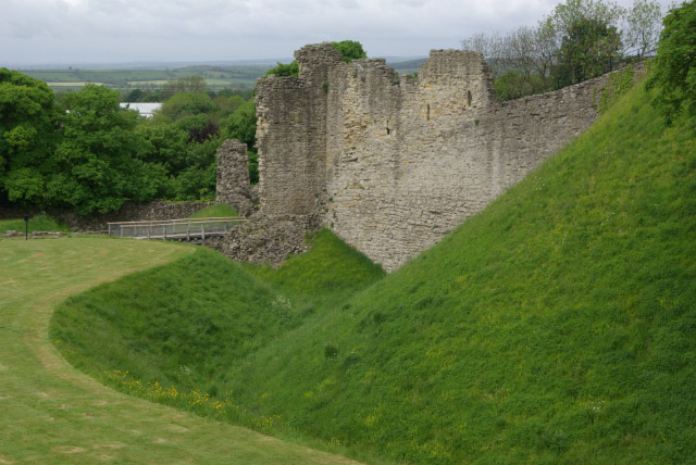 Pickering Castle 1