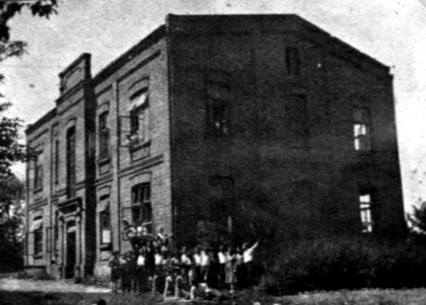 הבית בצנסטחובה