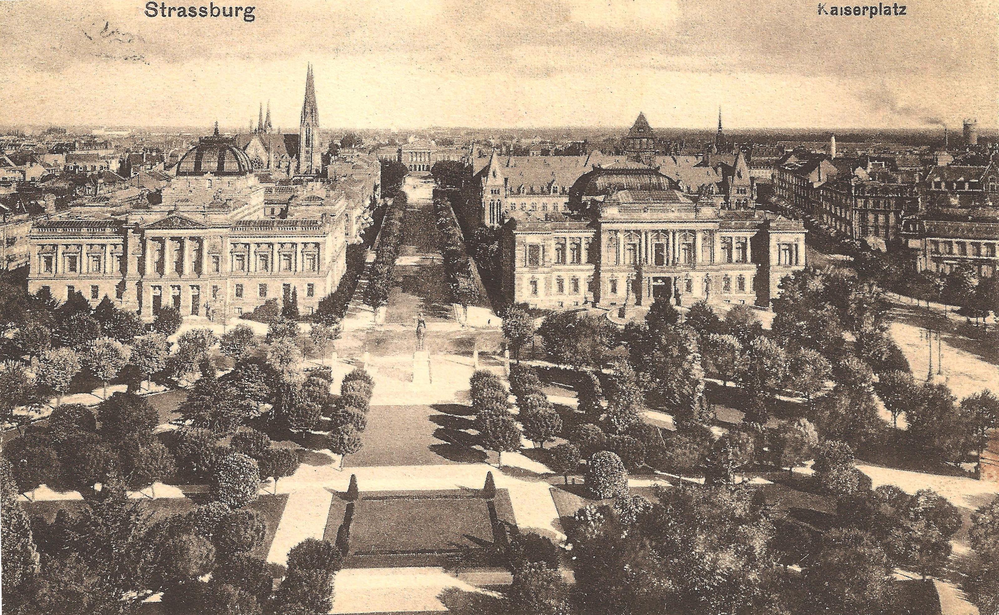 Neustadt Strasbourg Wikiwand