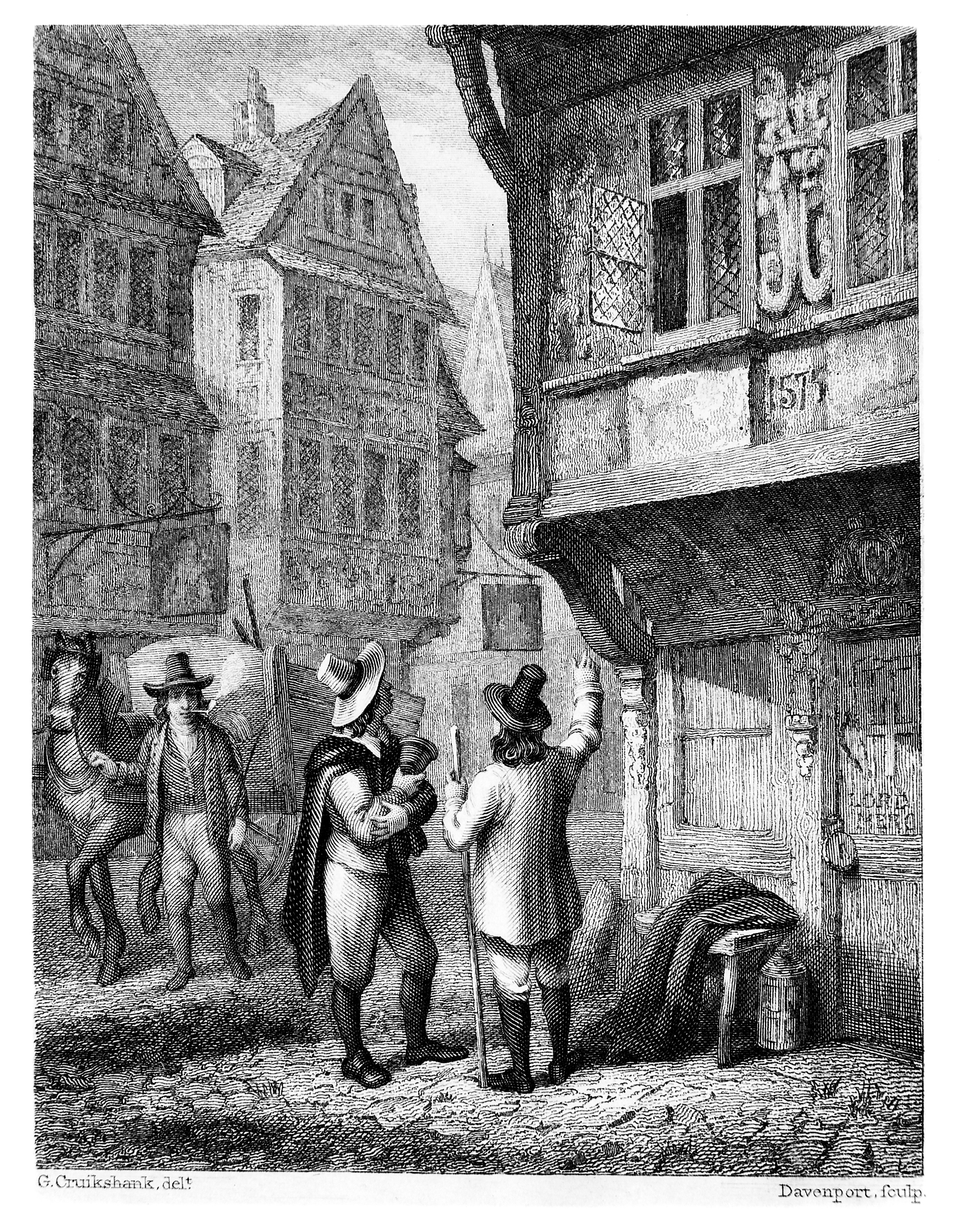 File:Plague in London, 1665. Wellcome M0005746.jpg