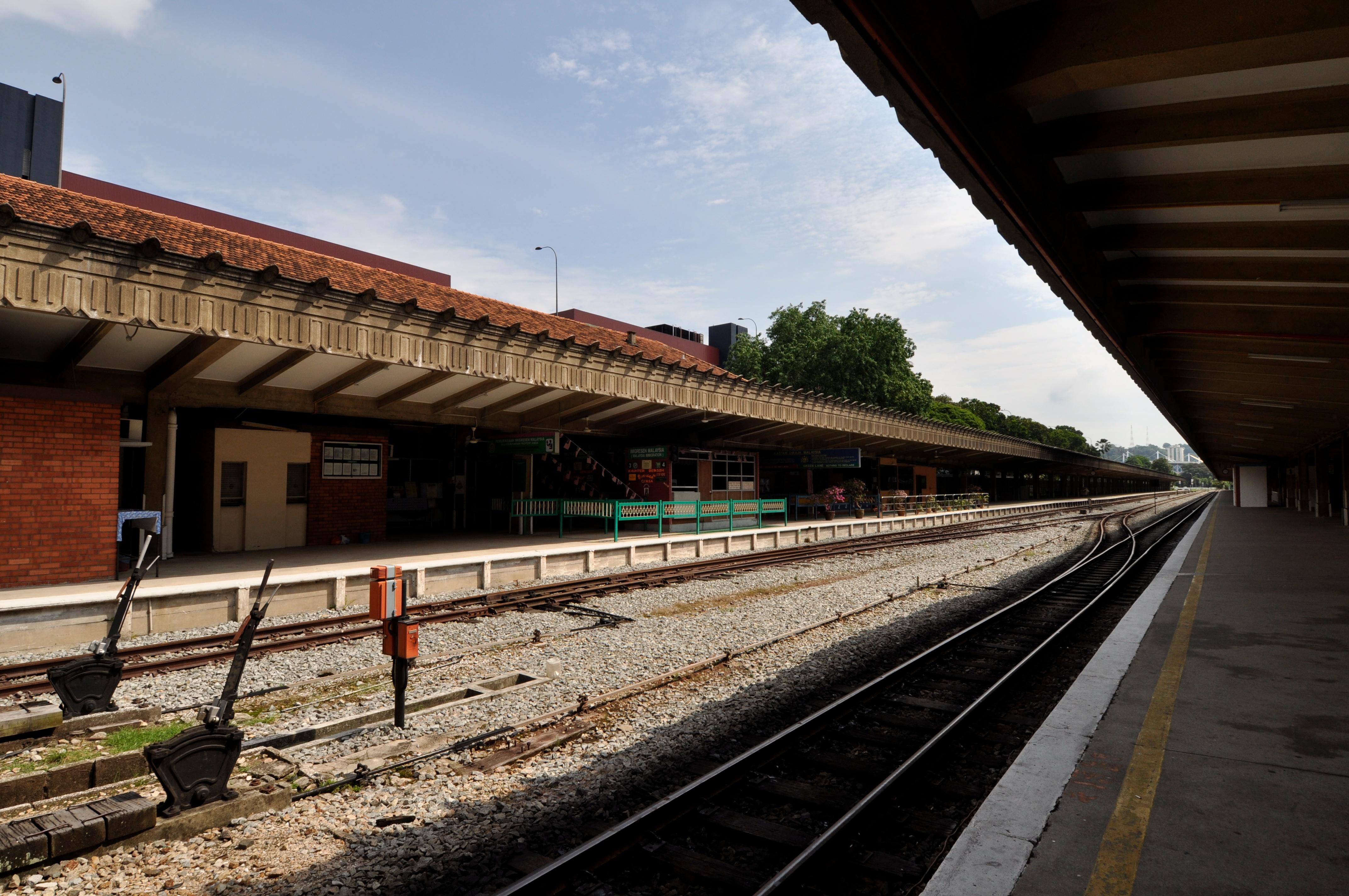 Opinions on tanjong pagar railway station