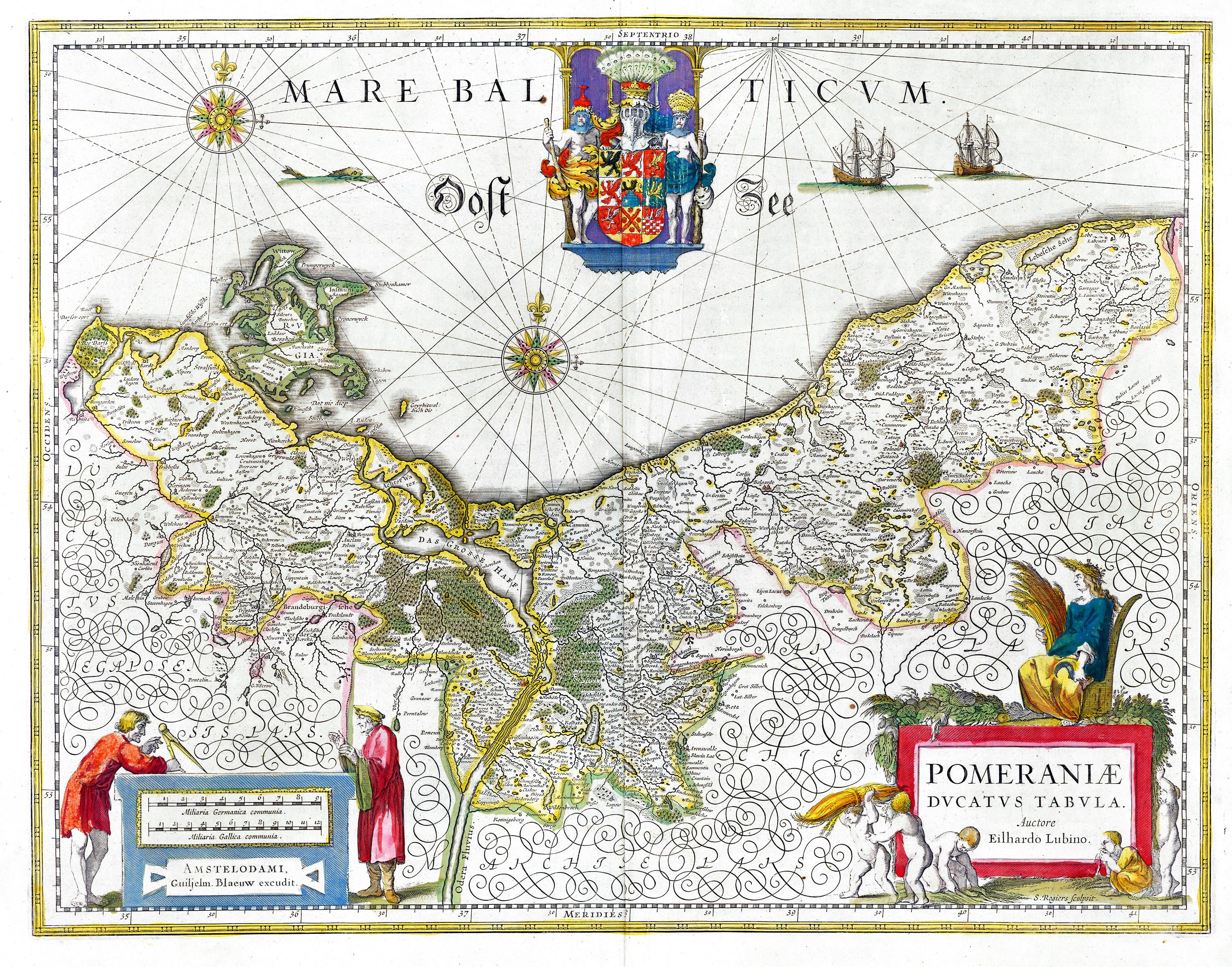 Schweden Karte Pdf.Schwedisch Pommern Wikipedia