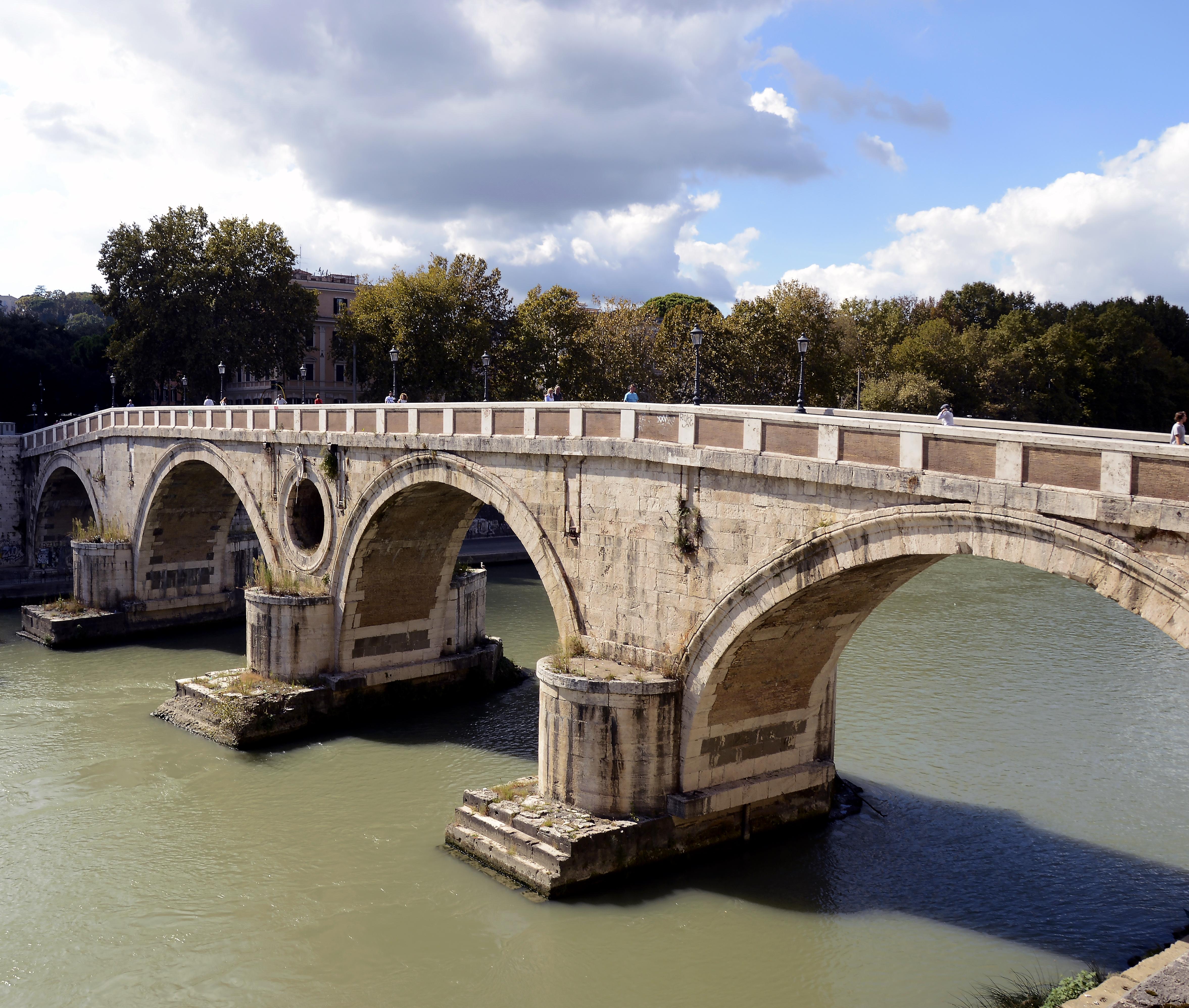 Ponte Sisto - Wikiwand