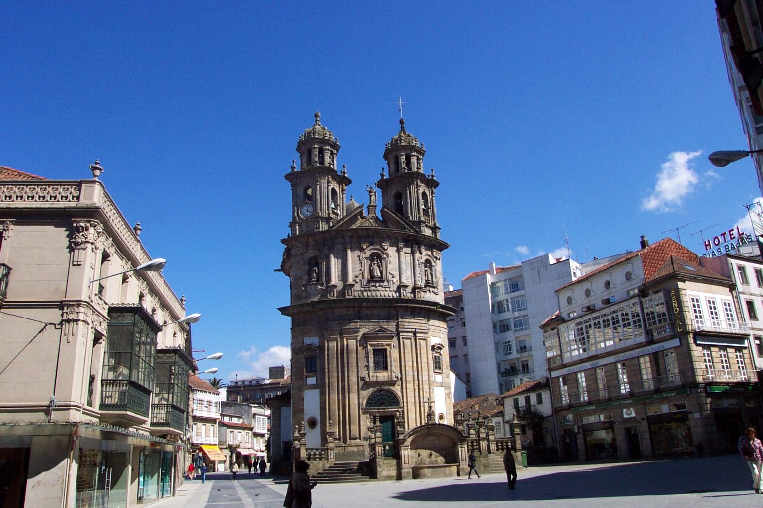 Ayuntamientos de Pontevedra