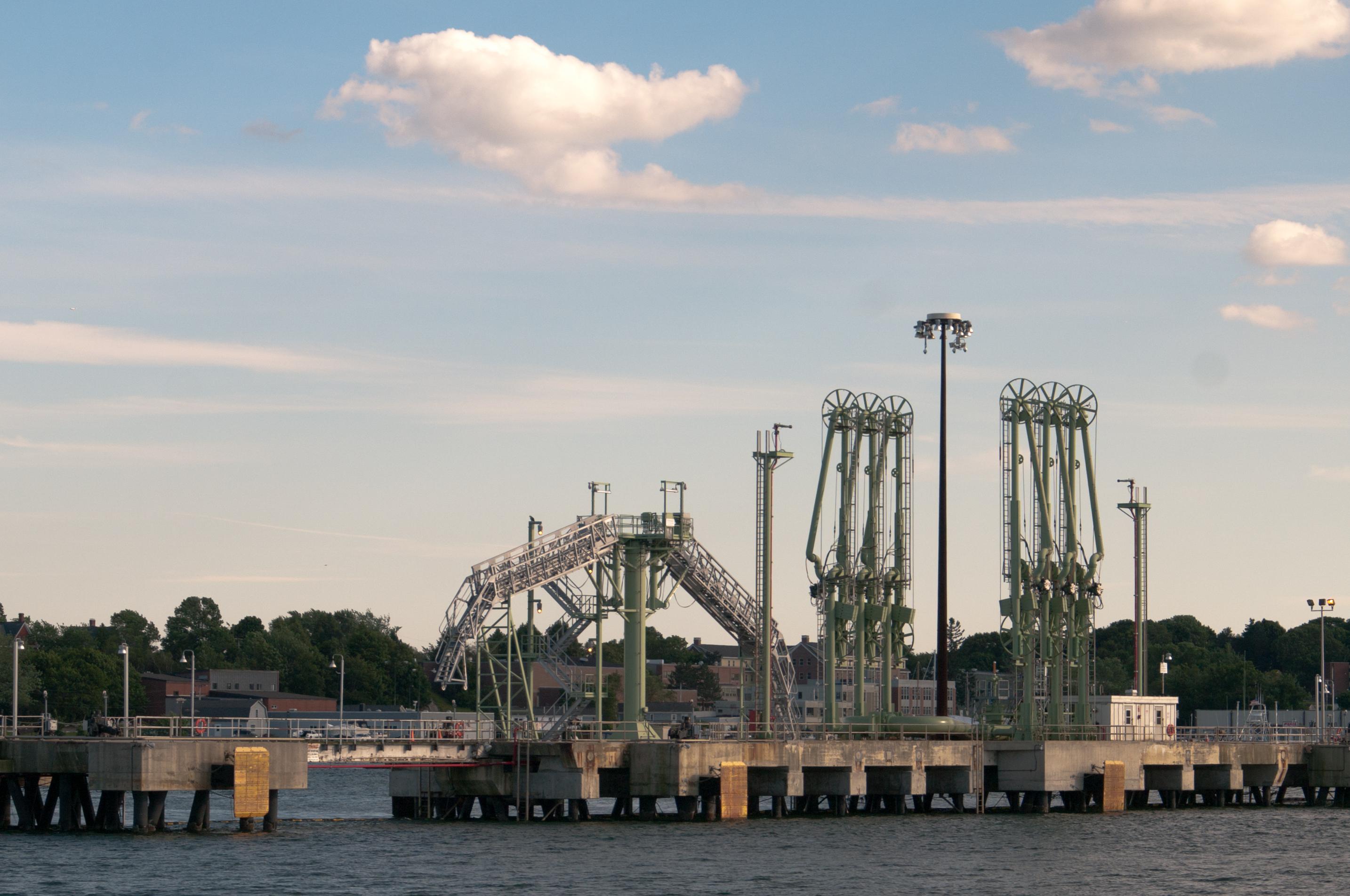Port of Maine